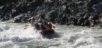 Upper Seti Rafting